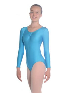 Roch Valley Martene Lycra Long Sleeved Leotard